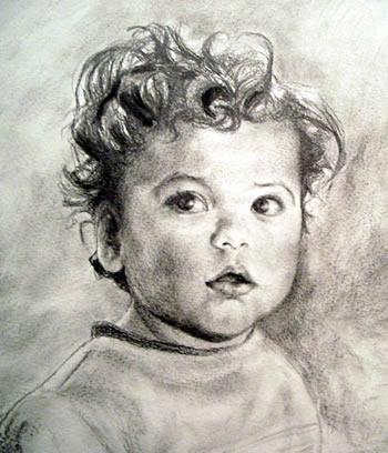 Portraits by Ann Mcivor