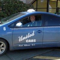 United Cabs - Port Alberni, BC