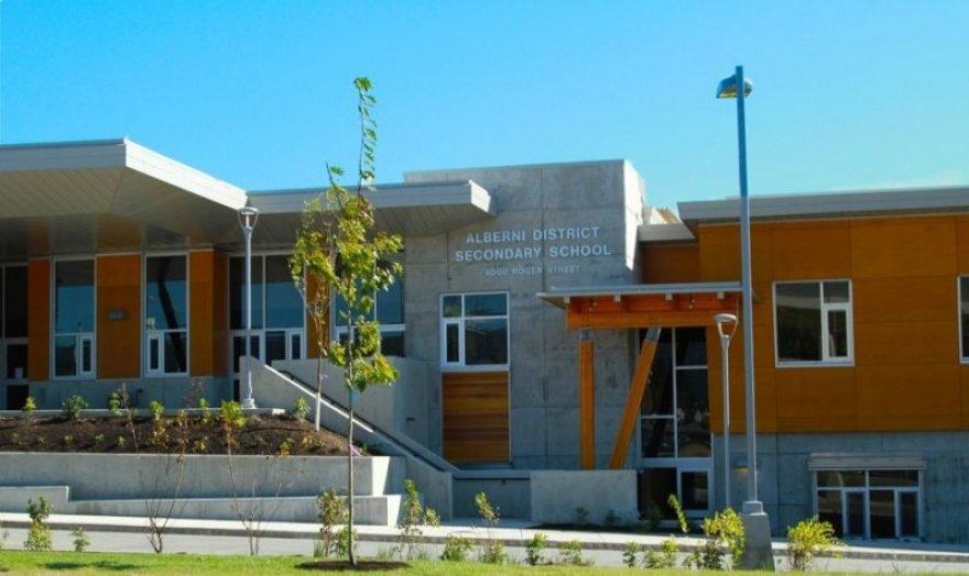 Picture of Alberni District Secondary School (ADSS)