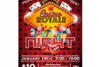 Casino Royale Fundraiser For School Quebec City Trip