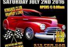 Uptown Merchants & Golden Oldies Car Show